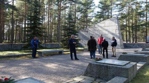 Venäläisten hautamuistomerkki