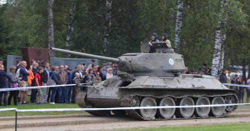 "T - 34 "" Sotka """