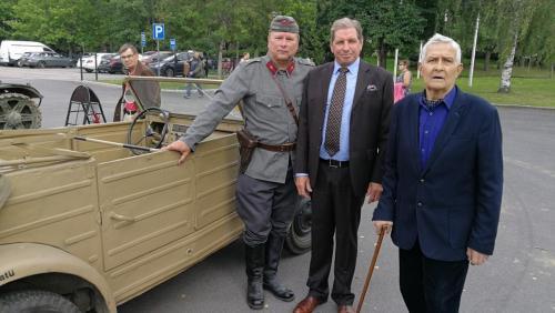 Sten Johansson , Robert Lagus ,Erkki Käkelä